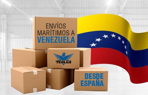 Envios maritimos a venezuela desde espana