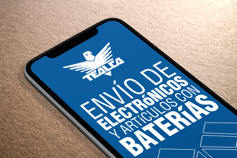 Envio de electronicos a venezuela desde España
