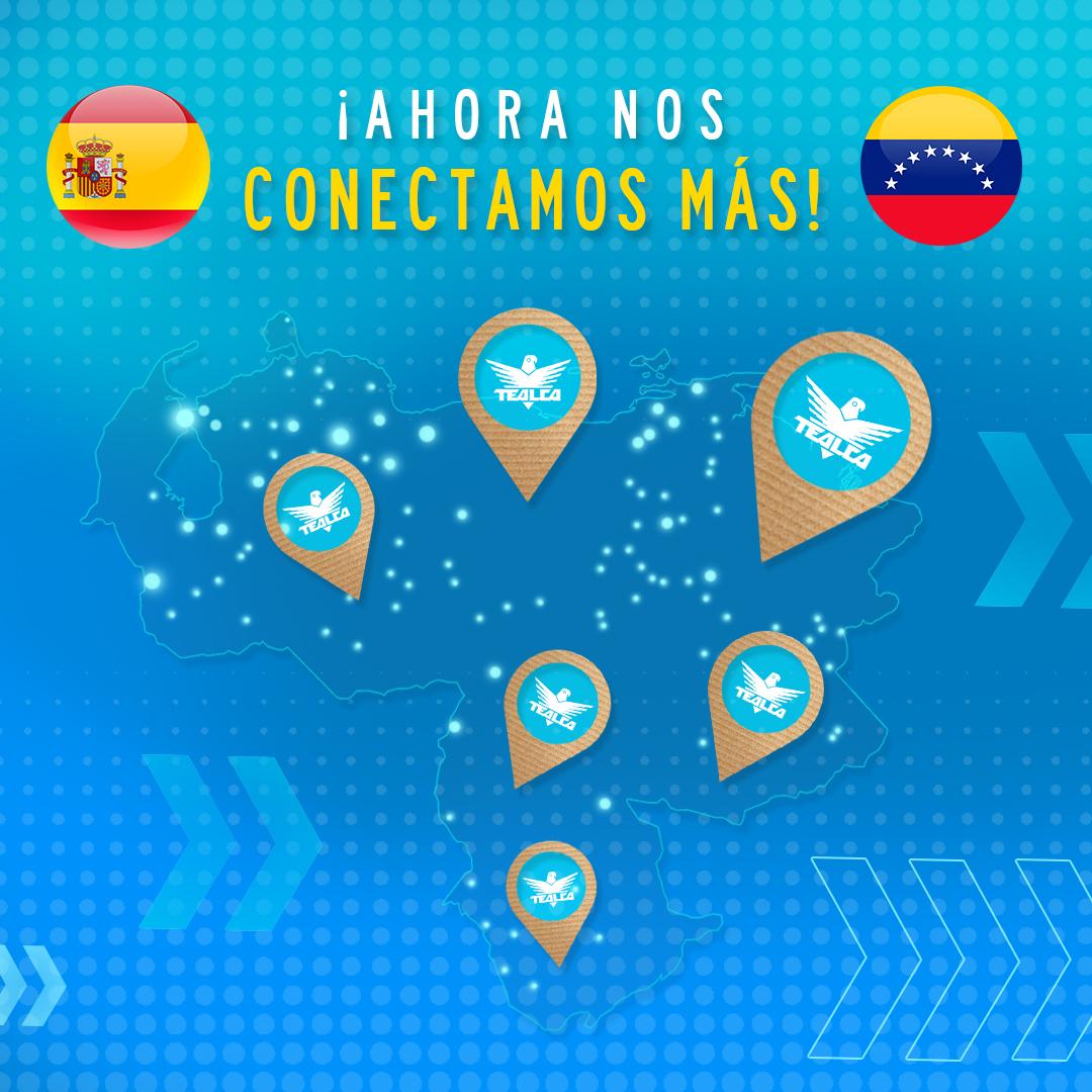 Envíos a Venezuela desde España